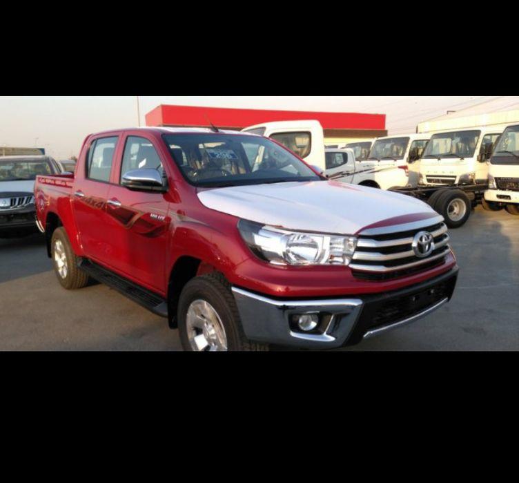 Toyota Hi-Lux a venda