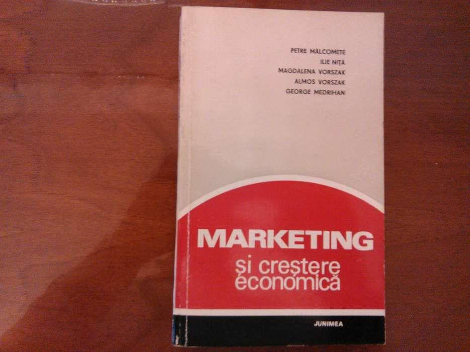 Marketing si crestere economica -- de Petre Malcomete s.a.