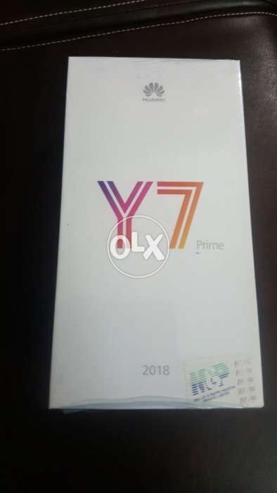 Y7 PRIME 2018 dual câmera novo na caixa