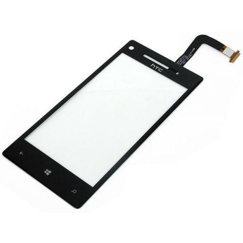 Geam sticla Touchscreen HTC Windows Phone 8x, Accord Original