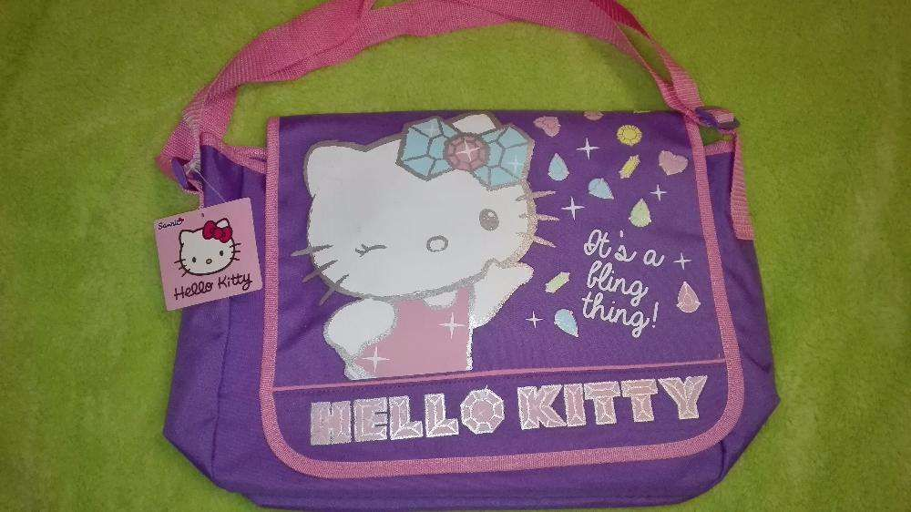 Geanta scoala/ / sport Hello Kitty