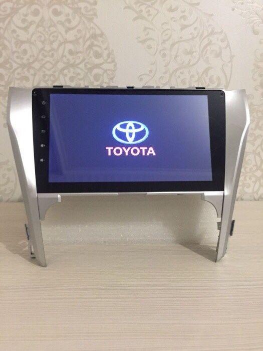 Магнитола штатная Toyota Camry Тойота Камри 50/55 на базе андроида