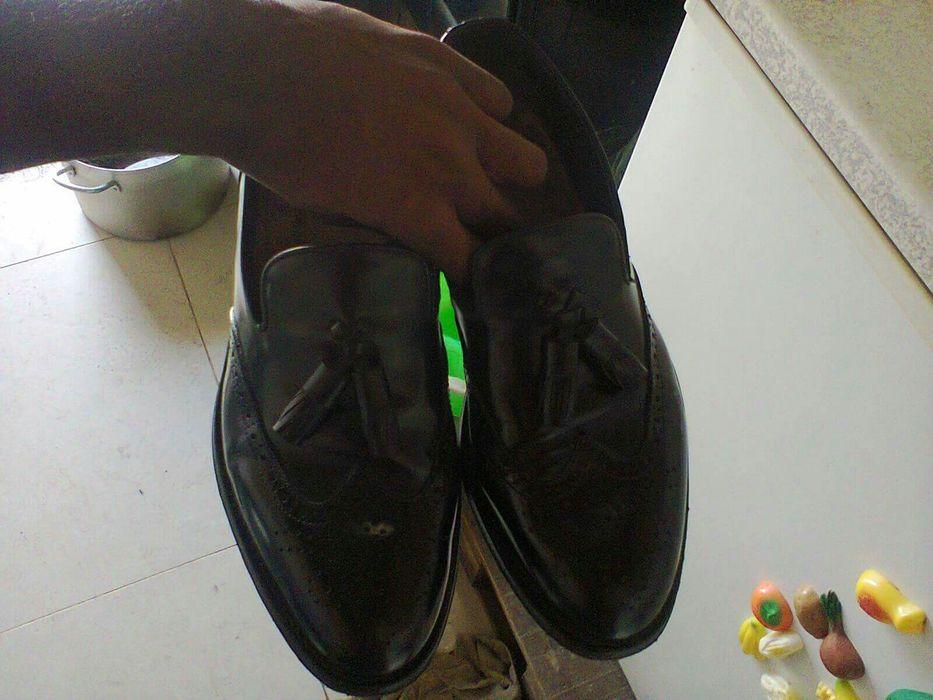 Sapato Social segunda mão quase novo