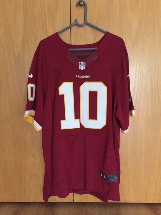 Camisola NFL Redskins XL (NOVA)