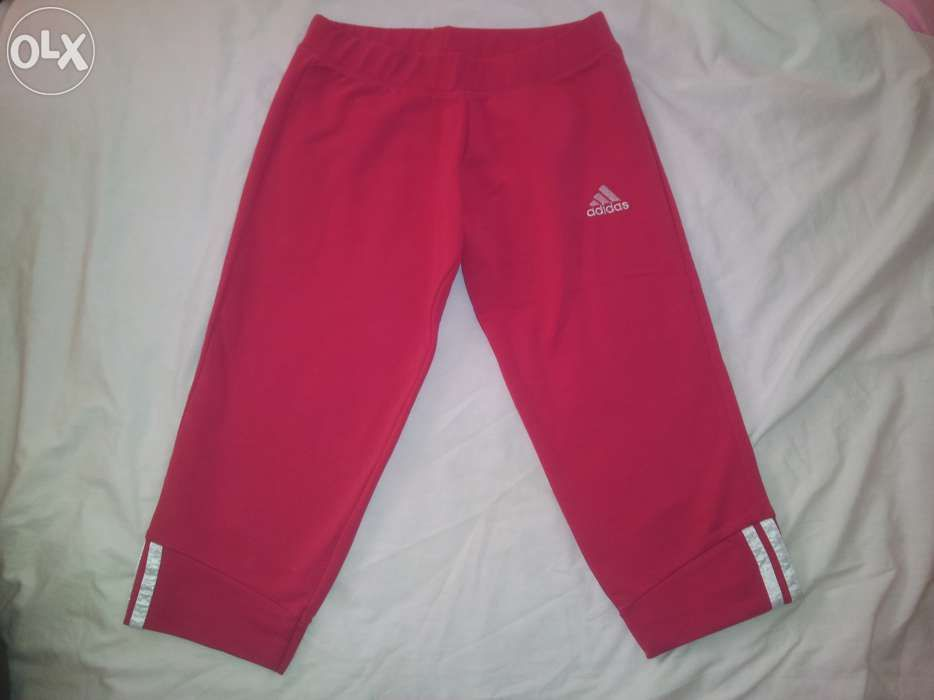 Pantaloni dama Adidas 3 sferturi marime S-M