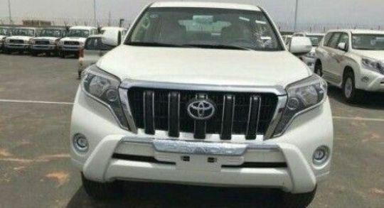 Toyota Prado txl nova em promoção