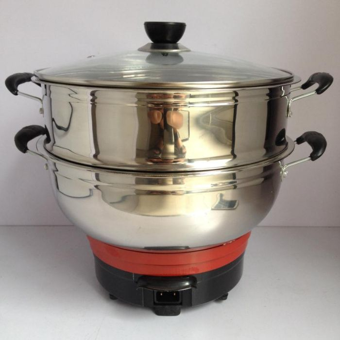 Котлон тенджара за здравословно готвене и хранене