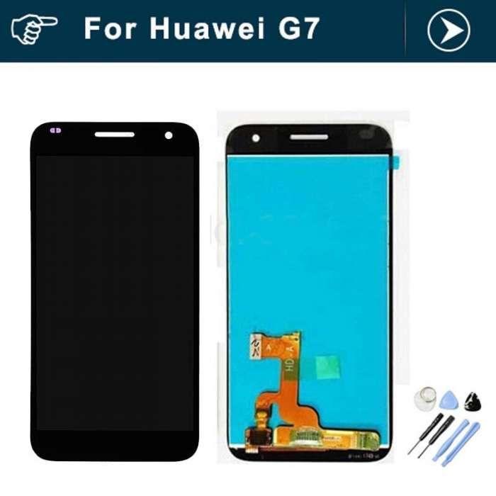 LCD de Huawei G7 com montagem inclusa
