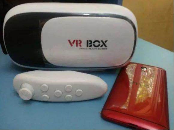 3D VR BOX V3, 3D Очила за виртуална реалност + дистанционно