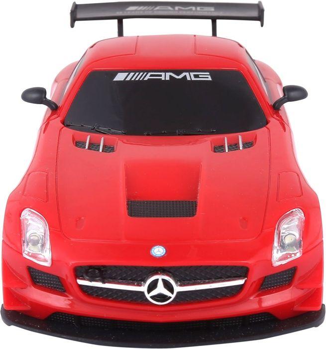 Mercedes-Benz SLS AMG GT3, telecomanda gravitationala, licenta DAIMLER