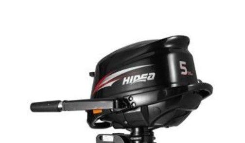 Motor novo Hidea 5 HP 4 tempos