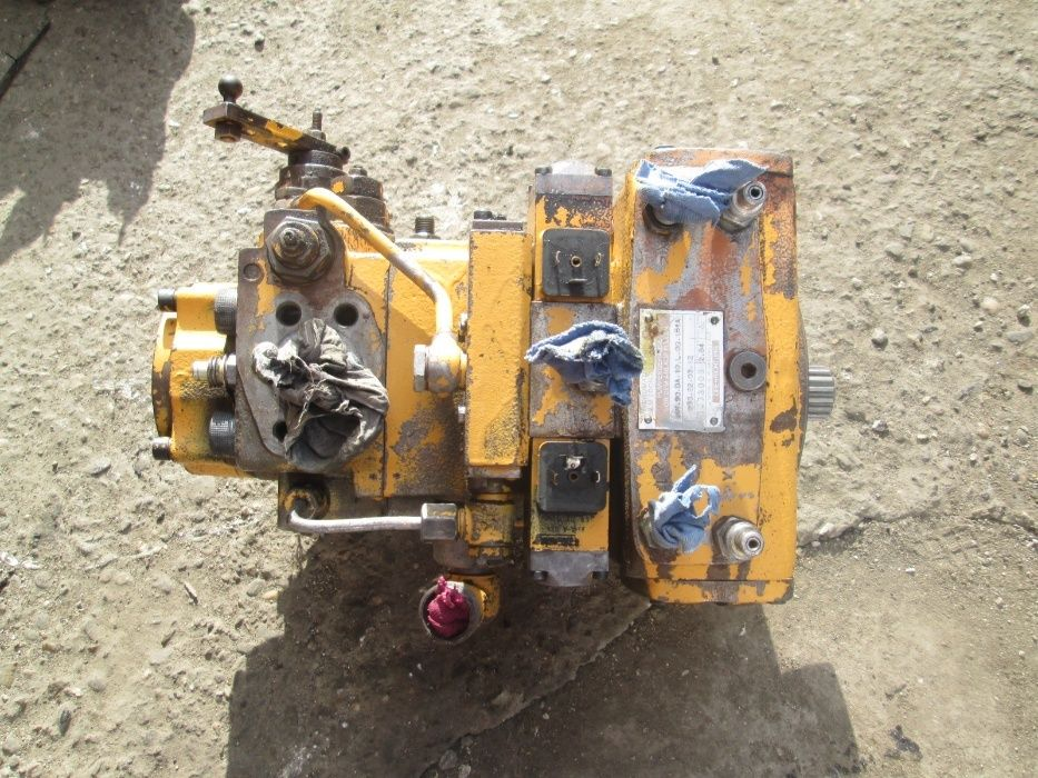 Pompa Hydromatik A4V90DA10L001B1A Brasov - imagine 2