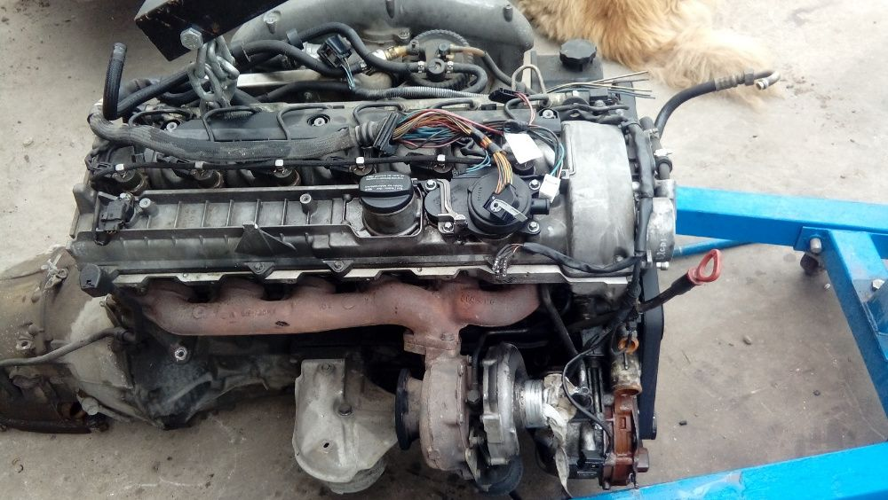 Двигател Mercedes.320,CDI 197k,s