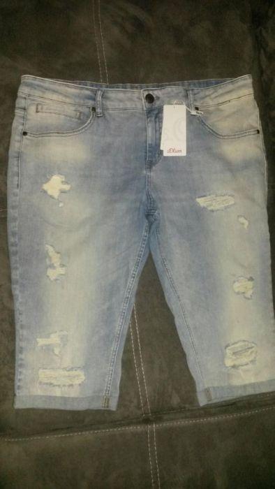 Нови оригинални мъжки къси панталони s'Oliver