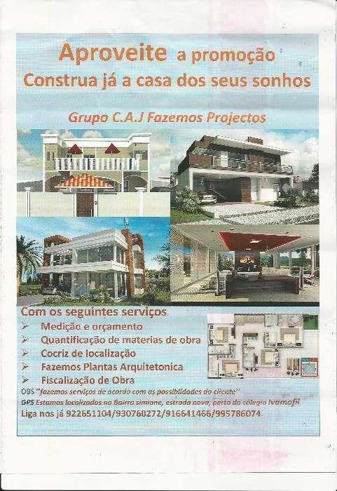 Construa a casa dos teus sonhos!!!