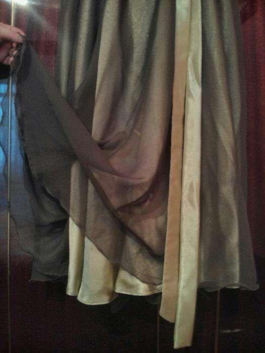 Rochie eleganta evazata