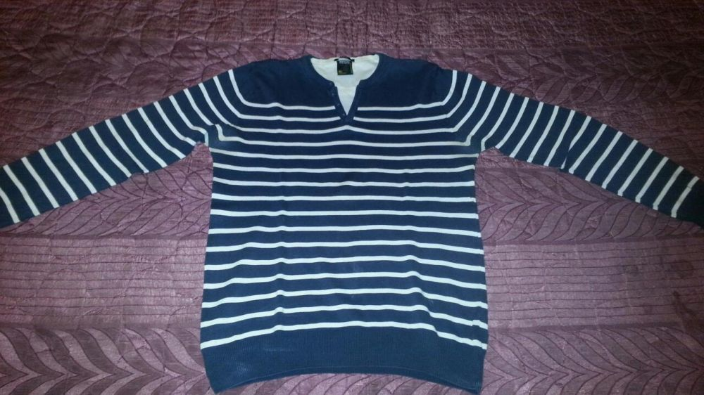 Маркови мъжки пуловери Smog, Reserved, Amato, UB Jeans, Terranova