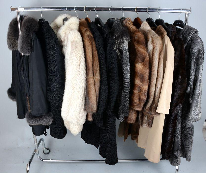 LOOK GLAMOUR Jacheta din blana naturala ,clasa superioara. Bucuresti - imagine 1