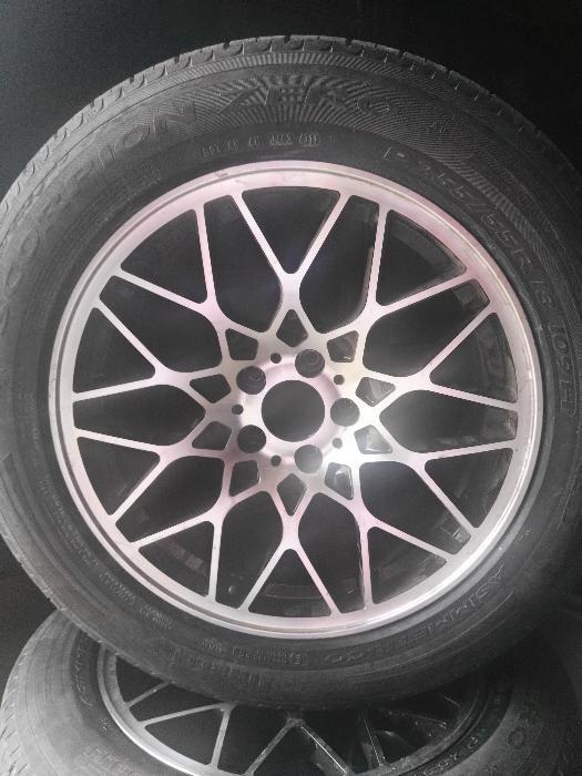 Jantes 18 BBS (NOVAS) sem pneus