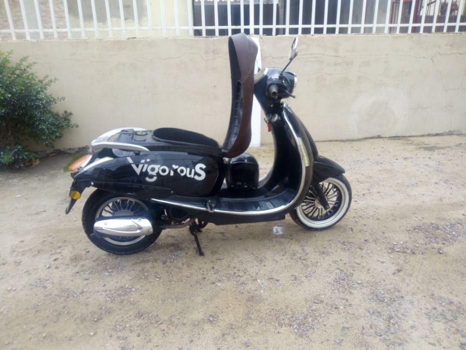 Lambreta vigorous 150cc