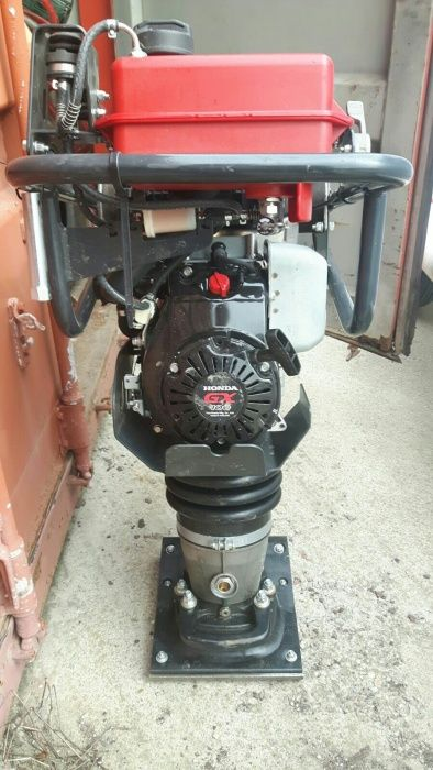 Mai Compactor Chicago Pneumatic MS620