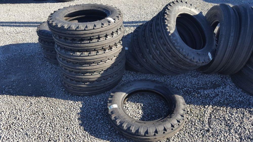 Cauciucuri noi 5.50-16 cu 6 pliuri anvelope de tractor fata R16 Oradea - imagine 2
