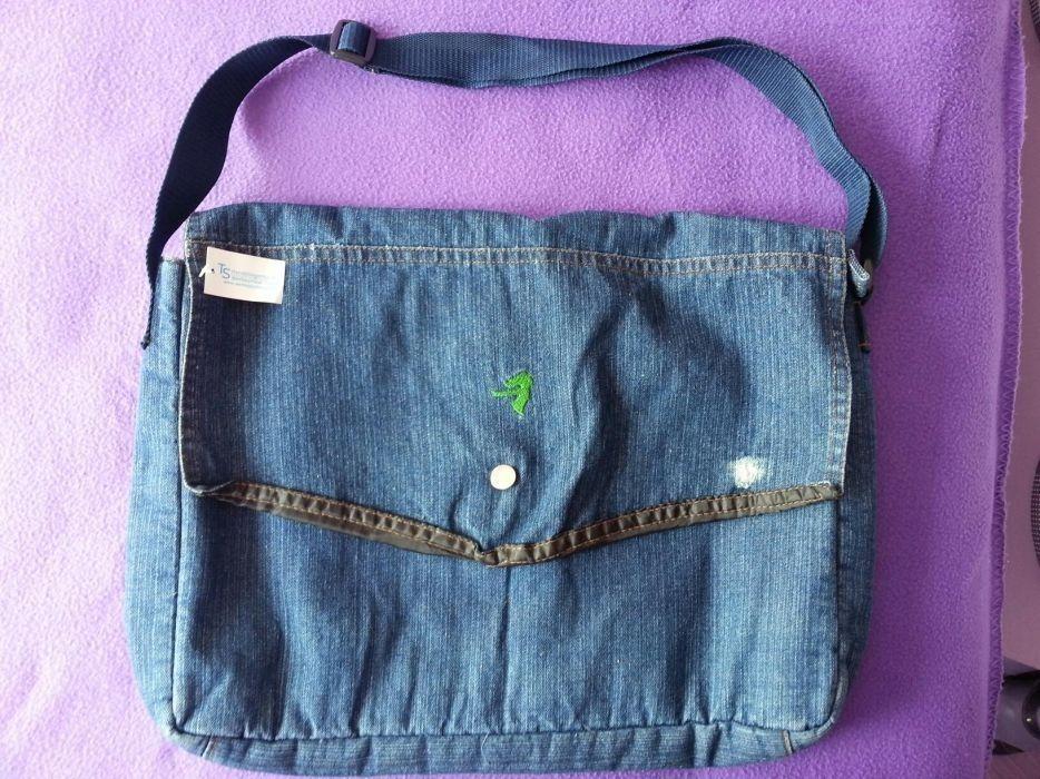 Продавам немска дънкова чанта