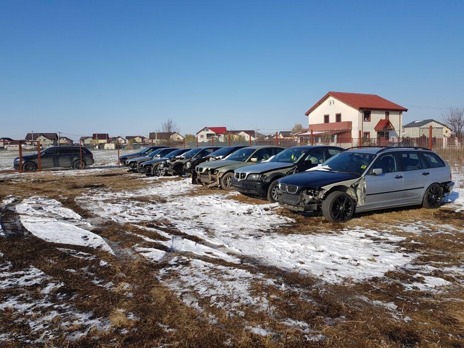 Dezmembrari/dezmembrez BMW e46 316i/320d volan stanga