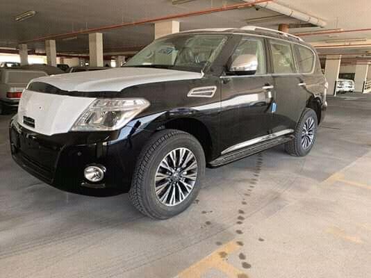 Venda de Nissan patrol obama
