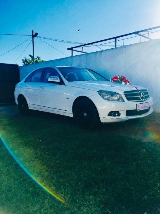 Aluguer de carro para casamentos e conferencias Mercedes Benz