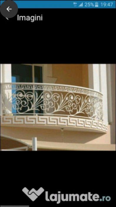 Balcon Versace