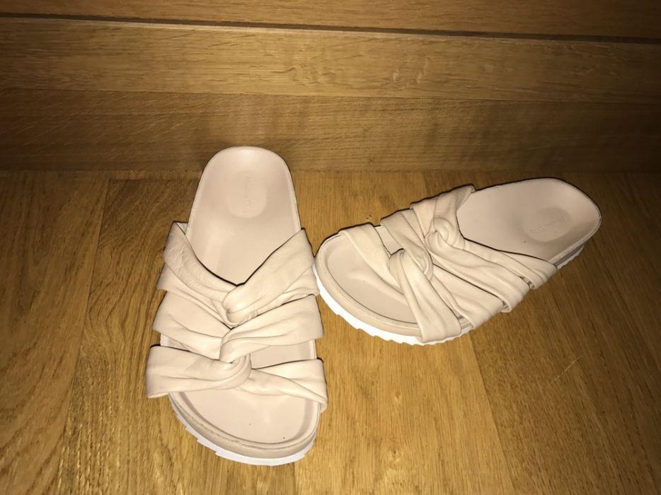 Massimo Dutti saboti sandale papuci