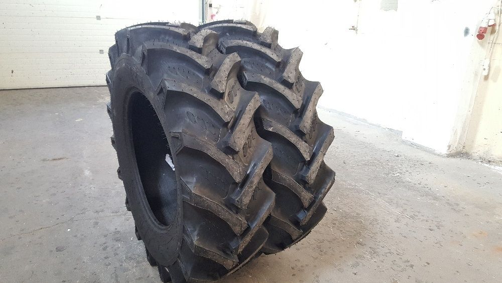 16.9-28 Cauciucuri BKT noi agricole pentru tractor profil autocuratare