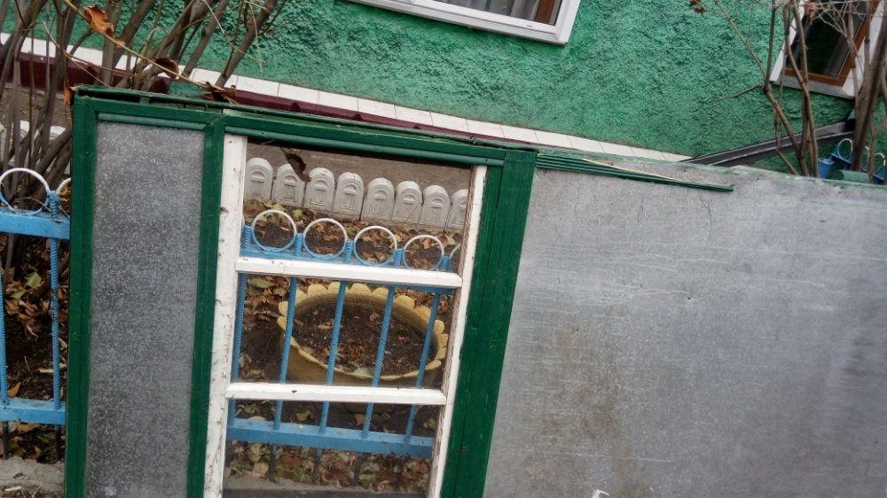 ворота дверь