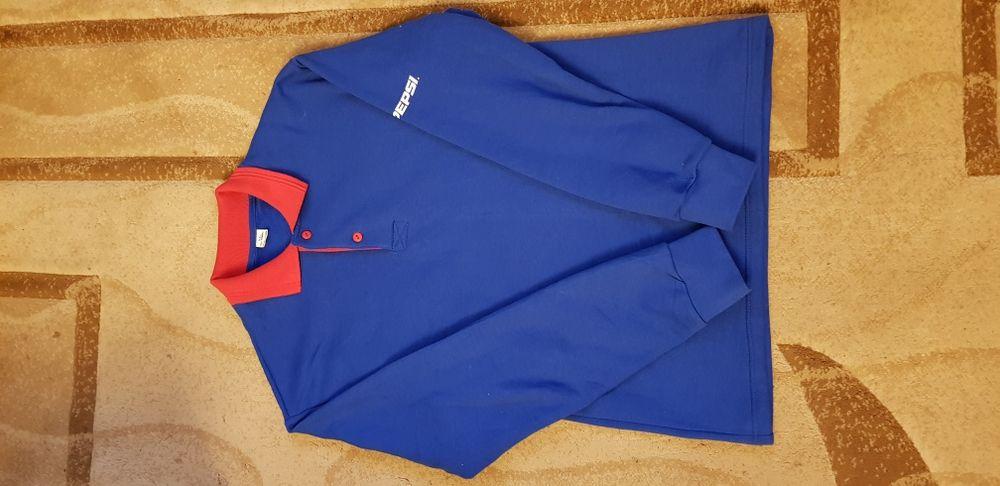Tricou cu mânecă lungă - 100% bumbac - nou
