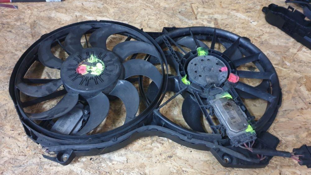 Electroventilator complet Audi A6 4F C6 2.7 Tdi sau 3.0 Tdi