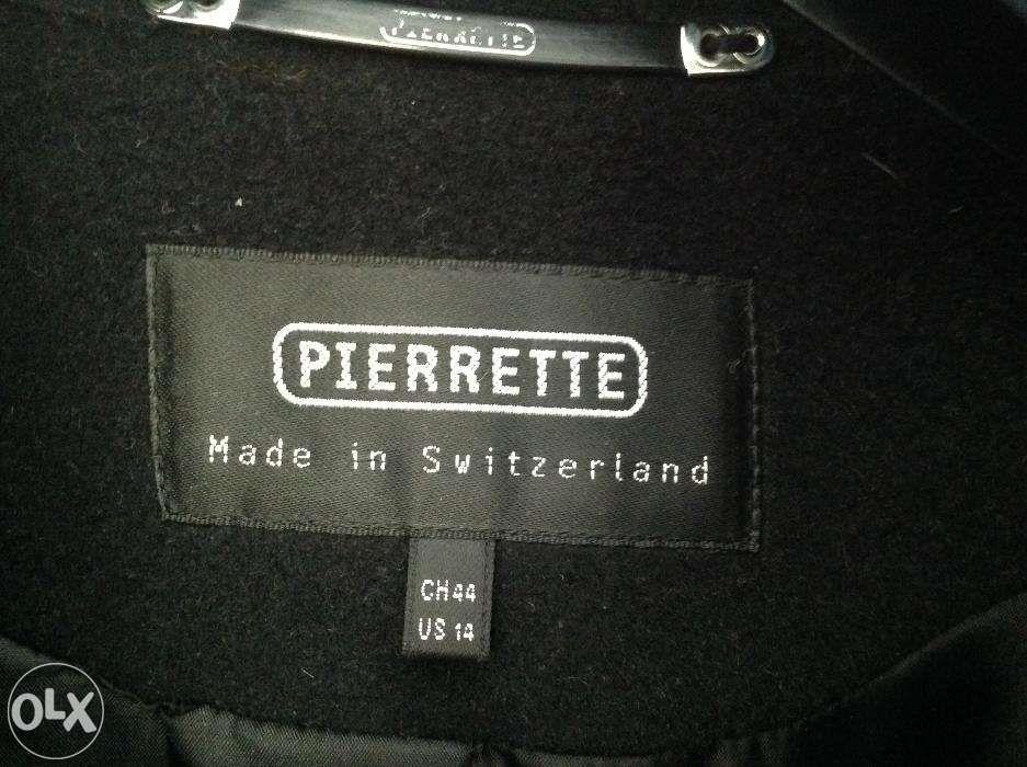 Пальто женское кашемировое пр-во Швейцария