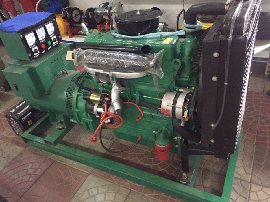 Дизельный генератор 30 Ква ( 24 квт )
