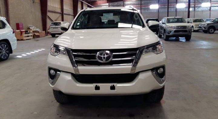 Toyota land cruze prado