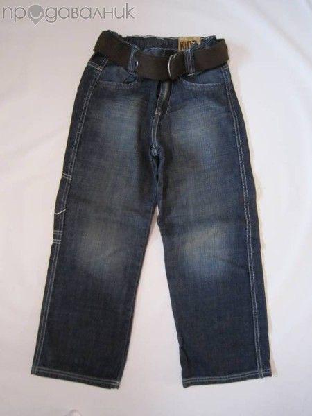 Чисто нови детски панталони ZARA/MEXX/GAP - за момчета 7-8 год.