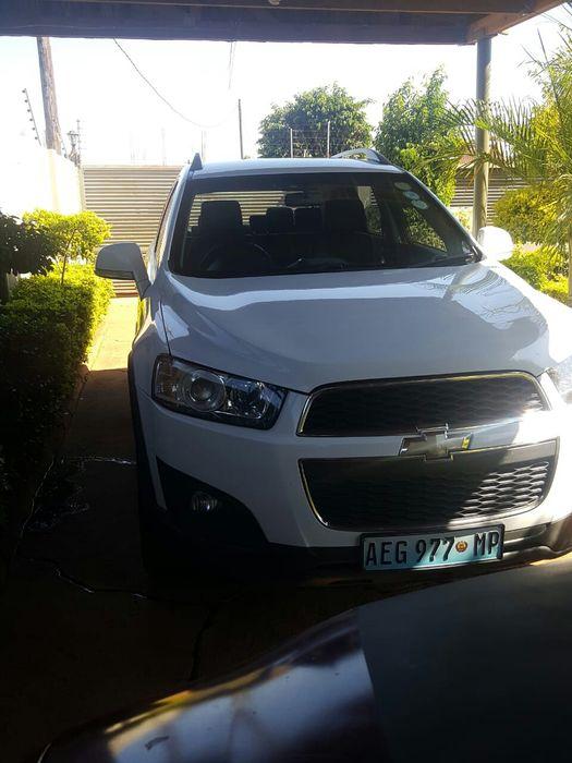 Chevrolet Captiva a venda
