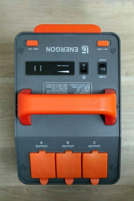 Инверторный генератор Jinbei EN-760 на 3 фотовспышки