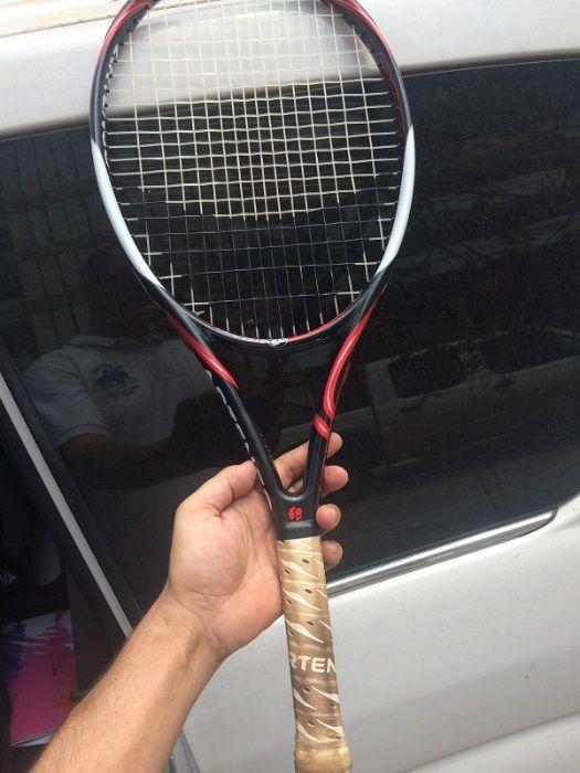 Raquete Ténis (245gr) com bolsa + 1 de Oferta