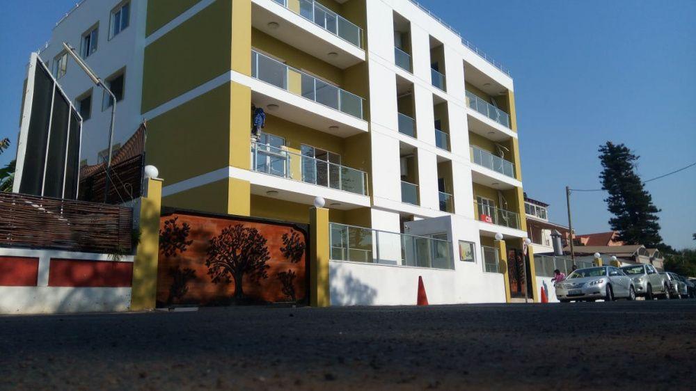 Vende-se super apartamento no Condomínio Novo no bairro da Sommerchild