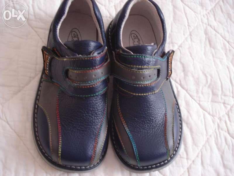 детски затворени обувки чипо
