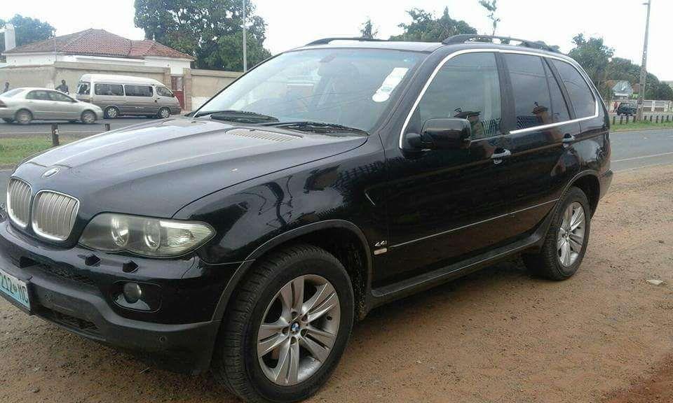 BMW X5 serie 2009
