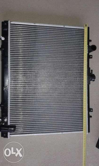 Radiator Mitsubishi L 200 : 1999-2005 2,5 diesel