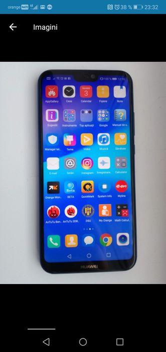 Schimb Huawei p 20 lite negru stare impecabila