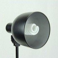 Lampa Foto Studio cu fasung E27 diametru 18 cm