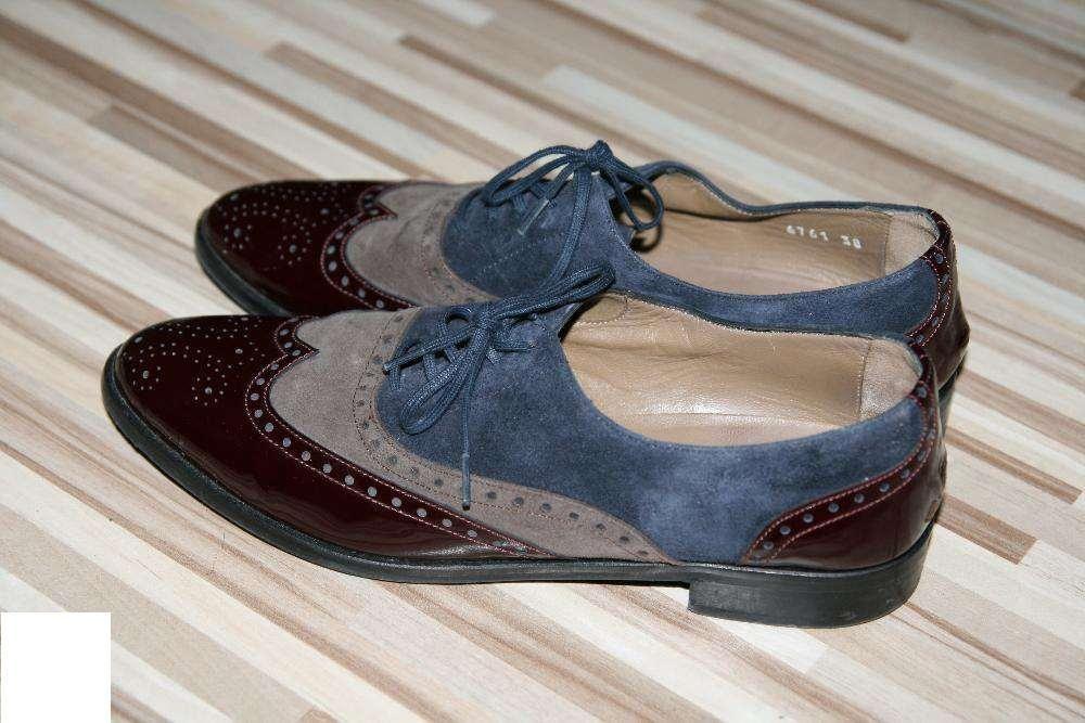 Pantofi dama piele Georgia Rose